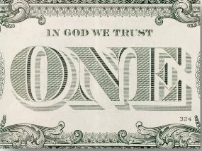 Atheists' Use of Money Not Burdensome