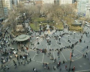 A Restaurant Is A Park Purpose At Union Square